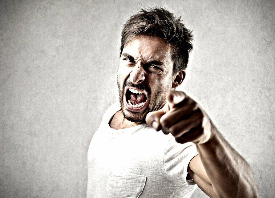 Эмоция гнева | академия исследования лжи