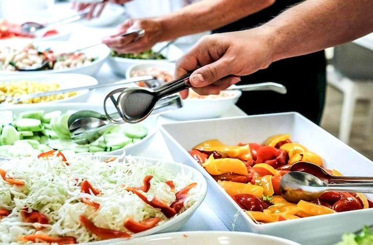 Континентальный завтрак в гостинице меню - еда и кафе: справочная информация
