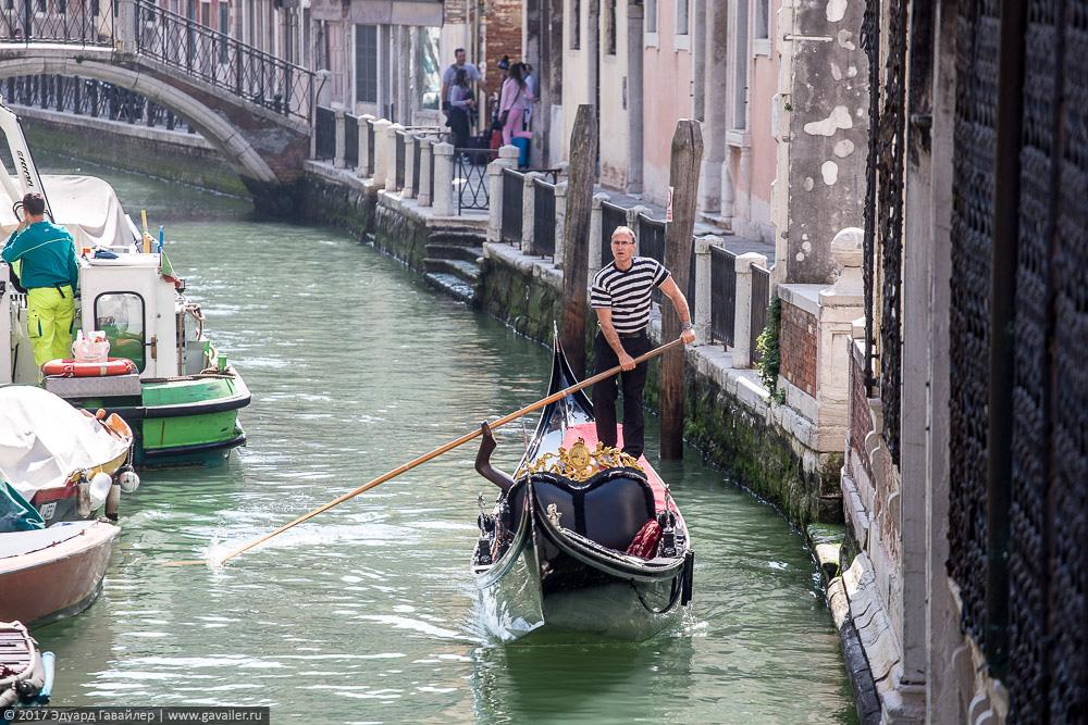 Венецианские гондолы: все, что вы хотели знать о самом романтичном транспорте в мире – италия по-русски