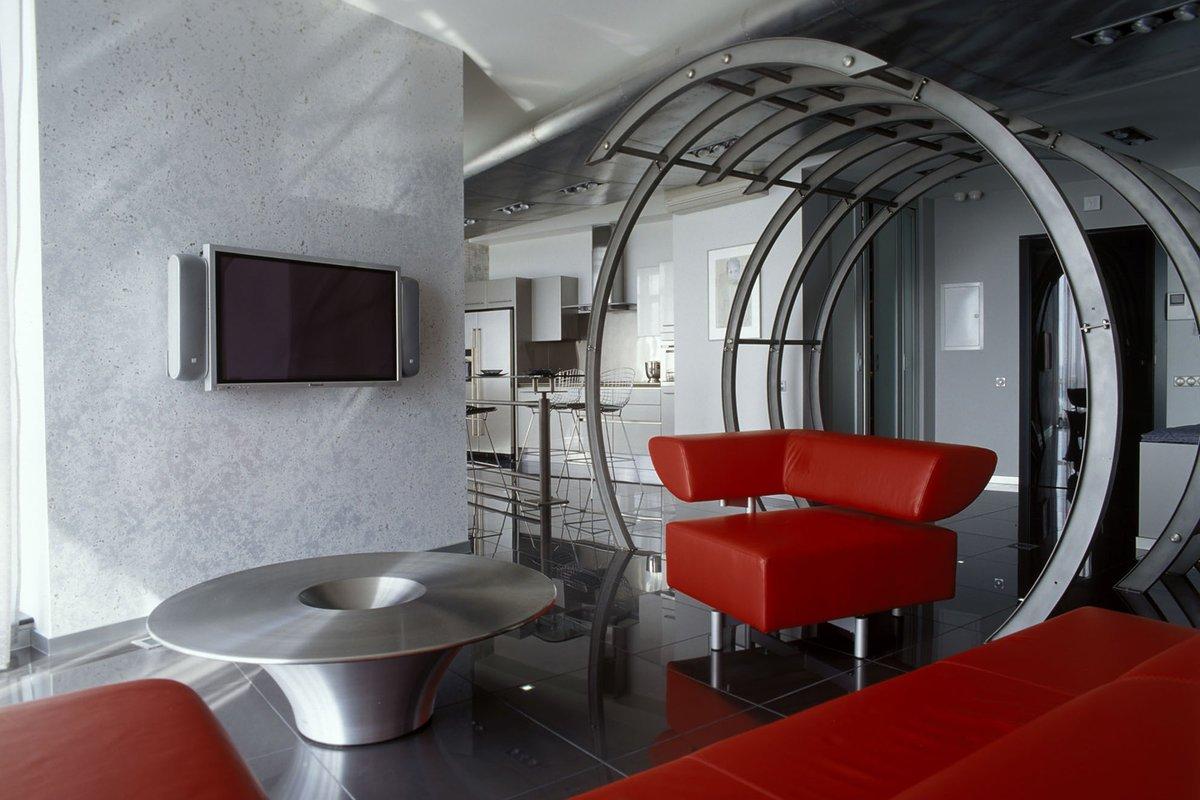 Современная спальня в стиле хай-тек, идеи дизайна 2019 – rehouz