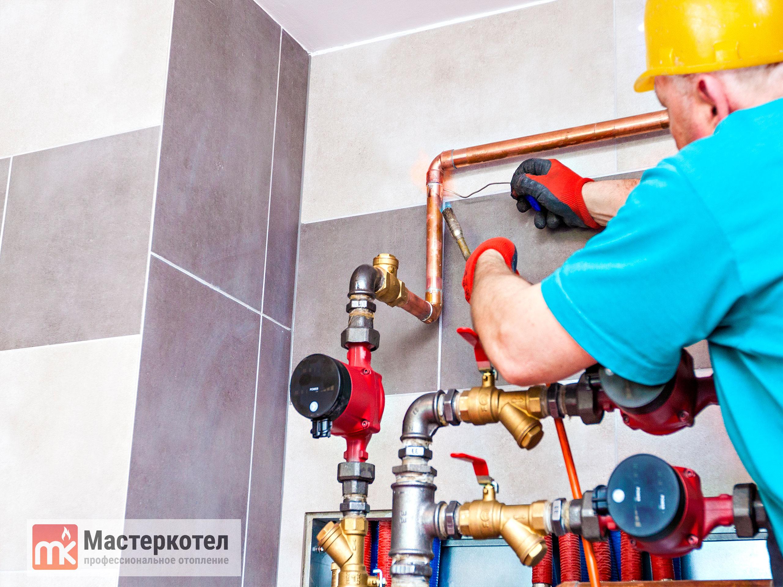 Как проводится опрессовка систем отопления: понятие, нормы и технологии