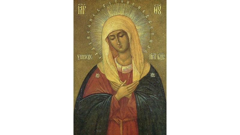 Икона «умиление»: значение, в чем помогает, молитва