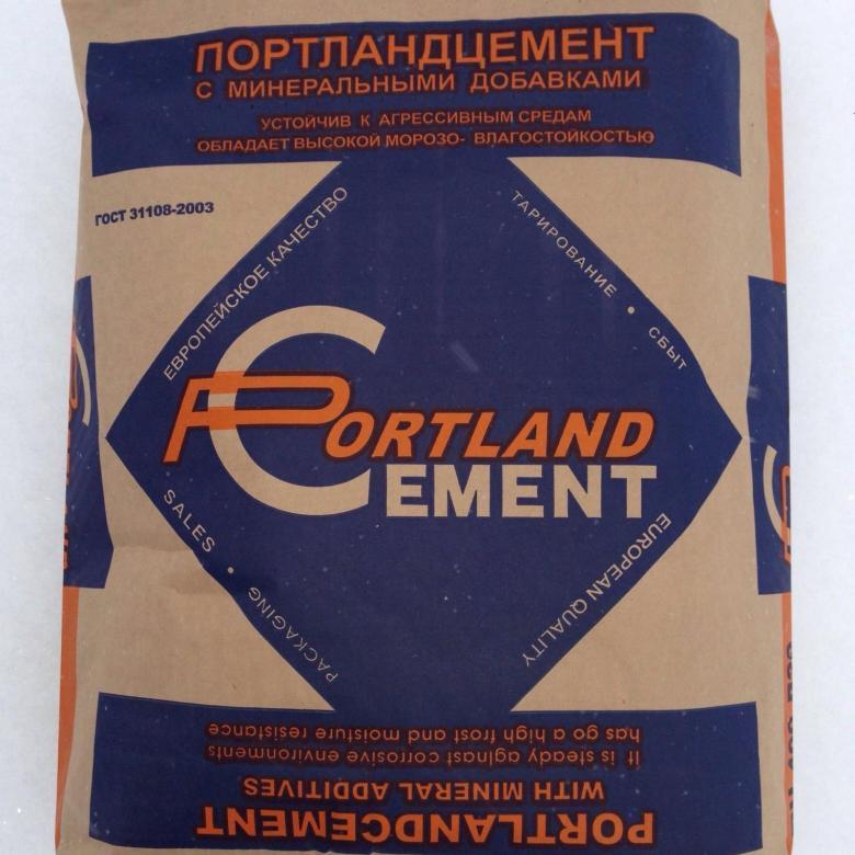 Портландцемент: состав, свойства, применение в строительстве