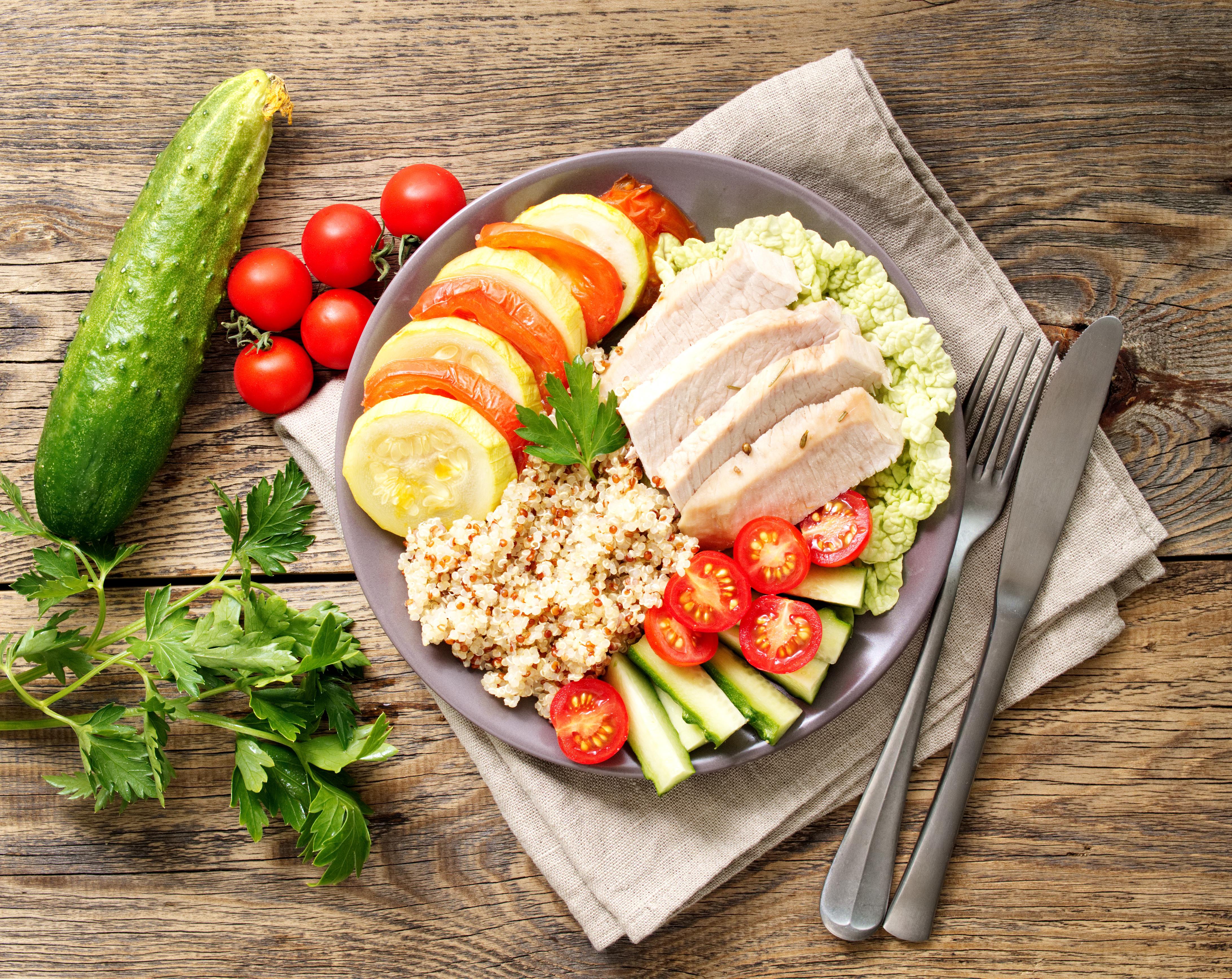 Рациональное питание - мое здоровье