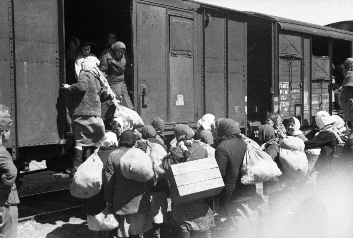 Что такое депортация