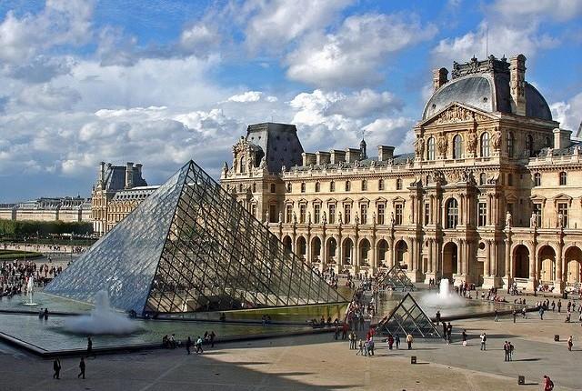 Музей лувр — подробный обзор