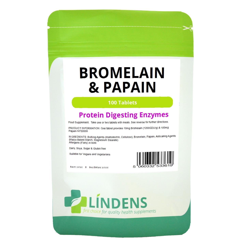 Бромелайн – препараты, инструкция по применению