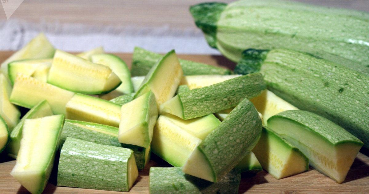 Чем отличаются цукини и кабачки 5 основных отличий