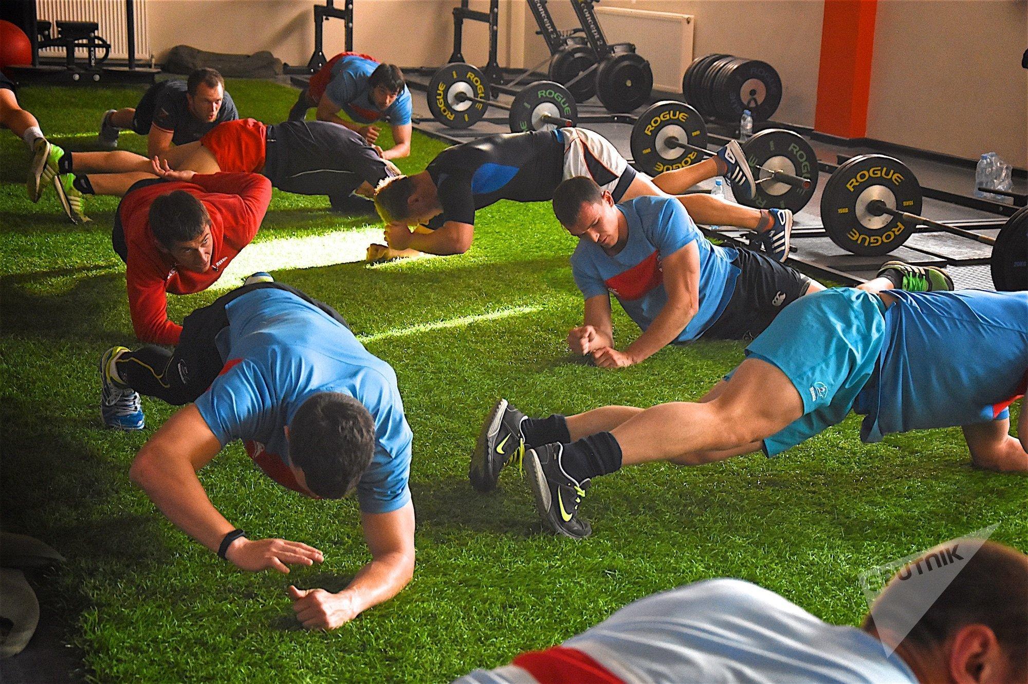 Физическая подготовка — sportwiki энциклопедия