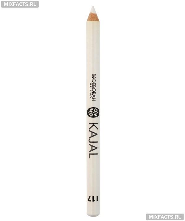 Карандаш кайал для глаз - что это такое, перманентный карандаш для внутреннего века, белый каял