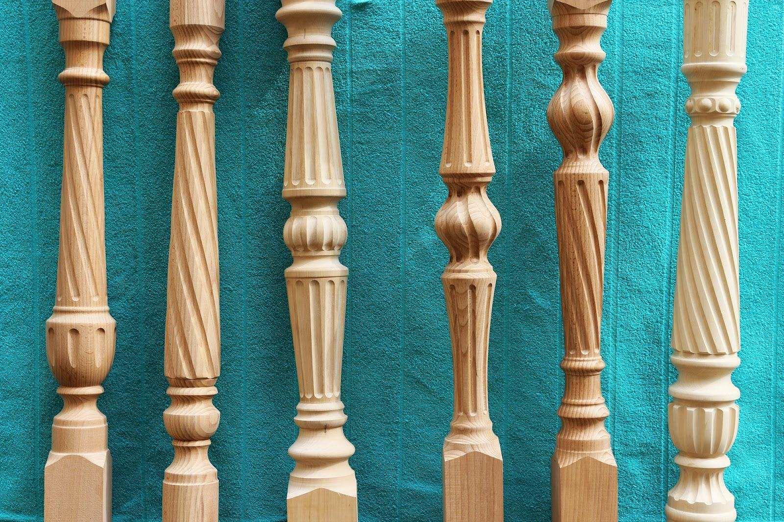 Что такое балясина и из каких материалов изготавливают