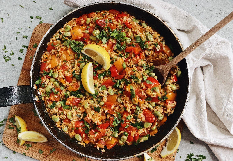 Паэлья по-валенсийски – кулинарный рецепт