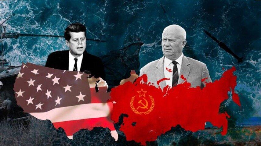 История россии. холодная война 1946 - 1991 гг. - учительpro