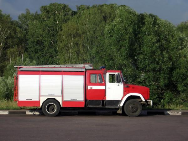 Обзор самых необычных советских и российских пожарных машин