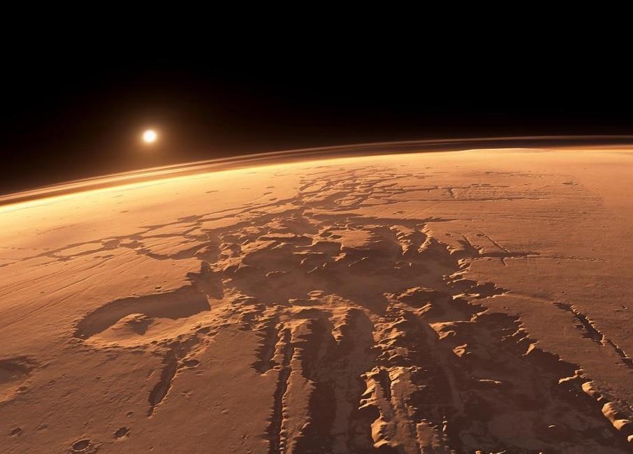 Самые интересные факты о марсе