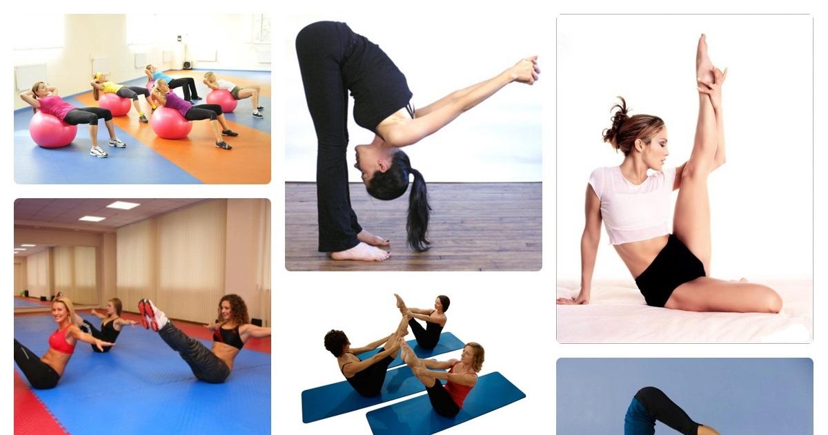 Калланетика-комплекс упражнений для снижение веса и укрепление тела - держим форму - медиаплатформа миртесен