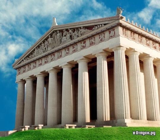 Храм парфенон в афинах, фото и описание