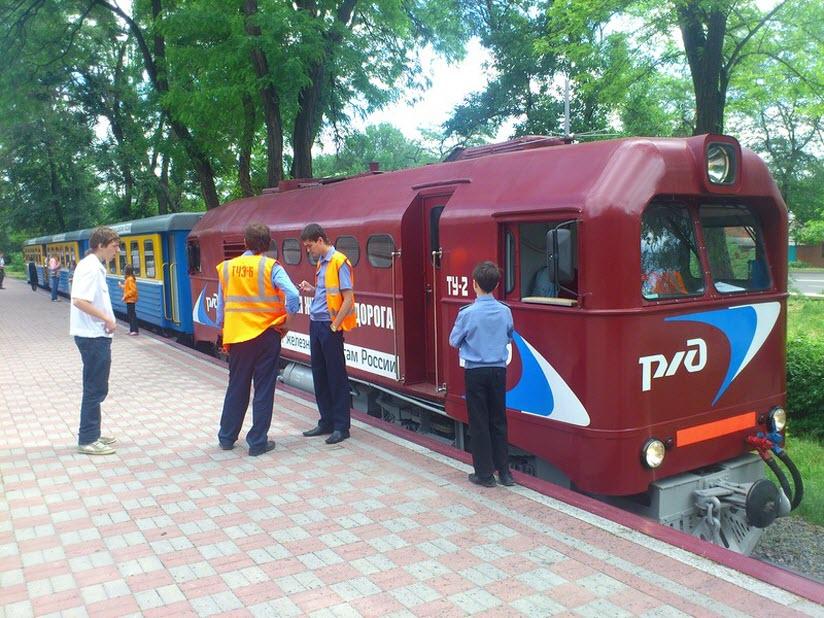 Детские железные дороги — википедия с видео // wiki 2