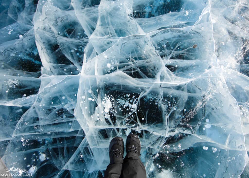 Что такое лёд