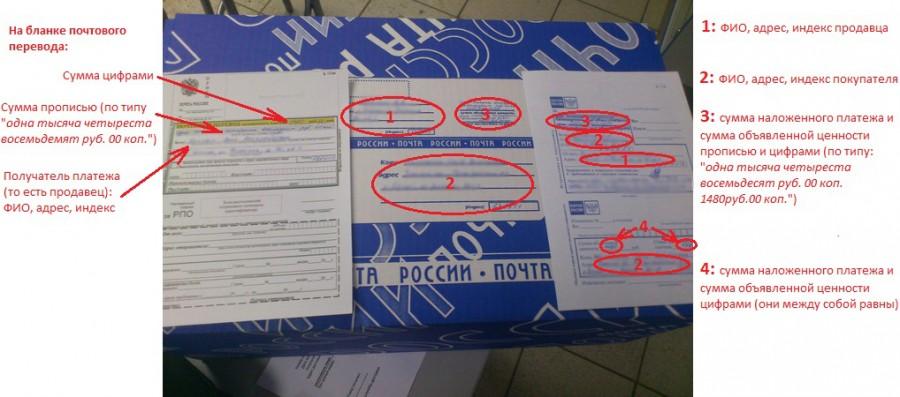 Доставка наложенным платежом почтой россии: как происходит оплата при получении посылки?