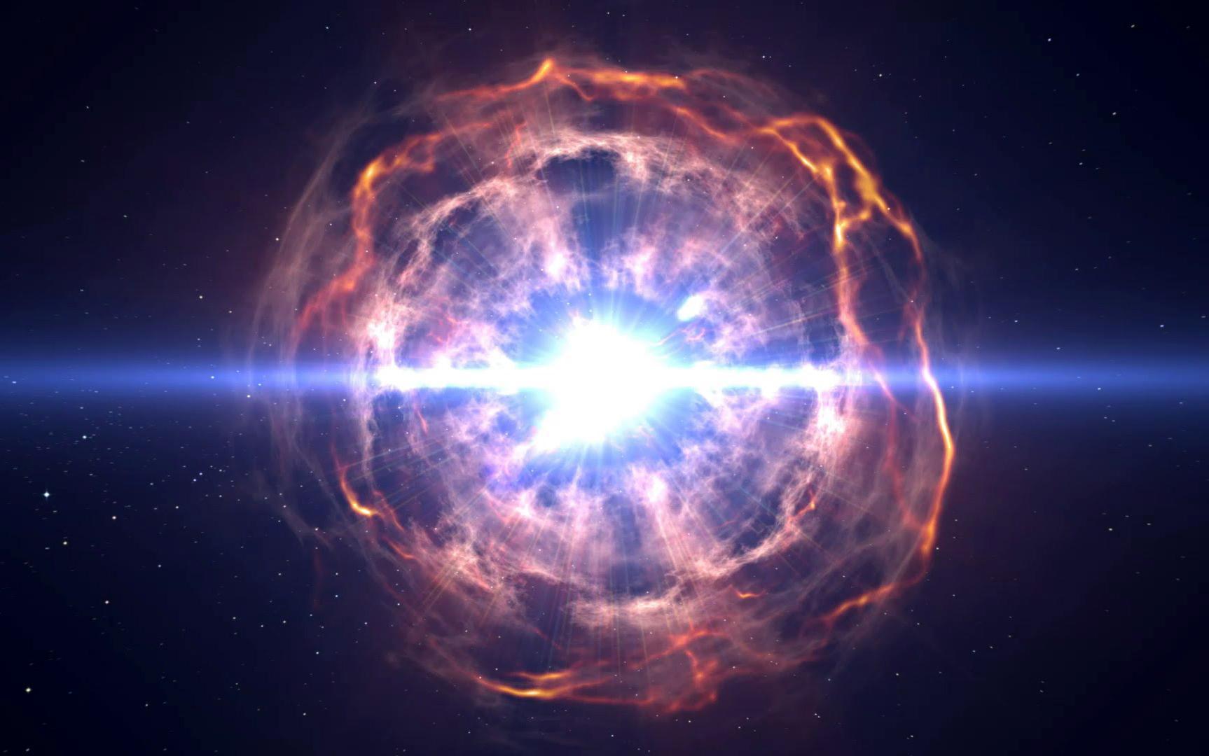 Сверхновая звезда — википедия