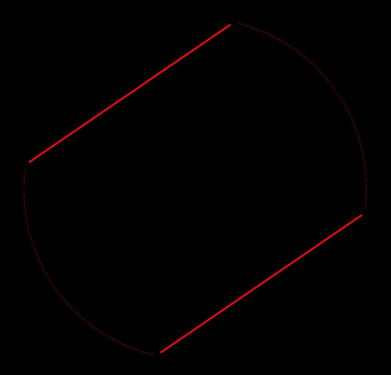 Хорда (геометрия)