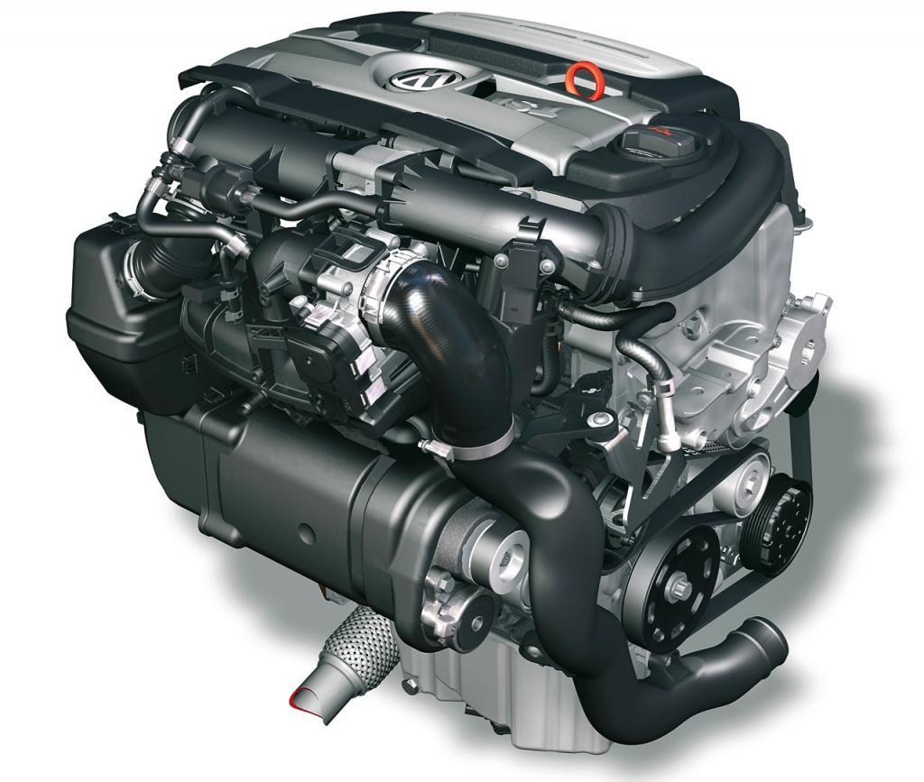 Что такое двигатель tsi?