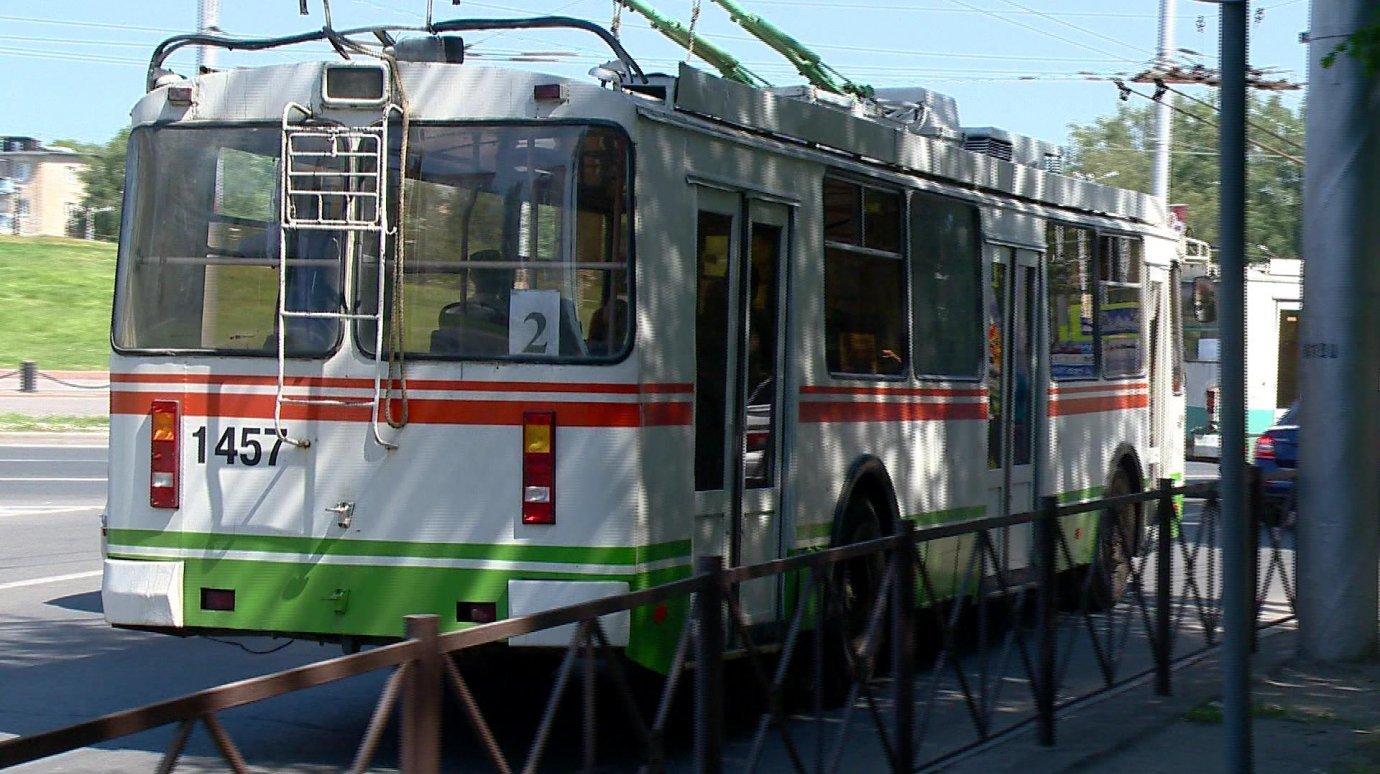 Гдынский троллейбус