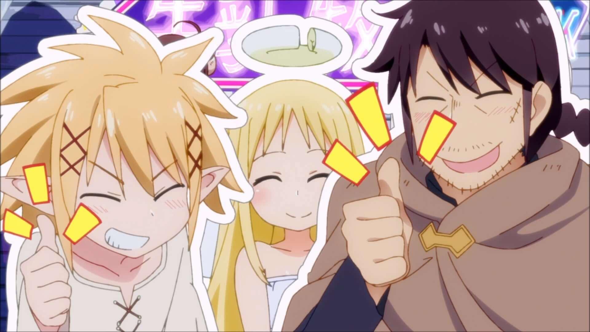 С какого тайтла начинать просмотр аниме девушкам!