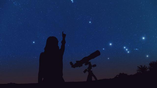 Попробуем разобраться в том, что такое небо?