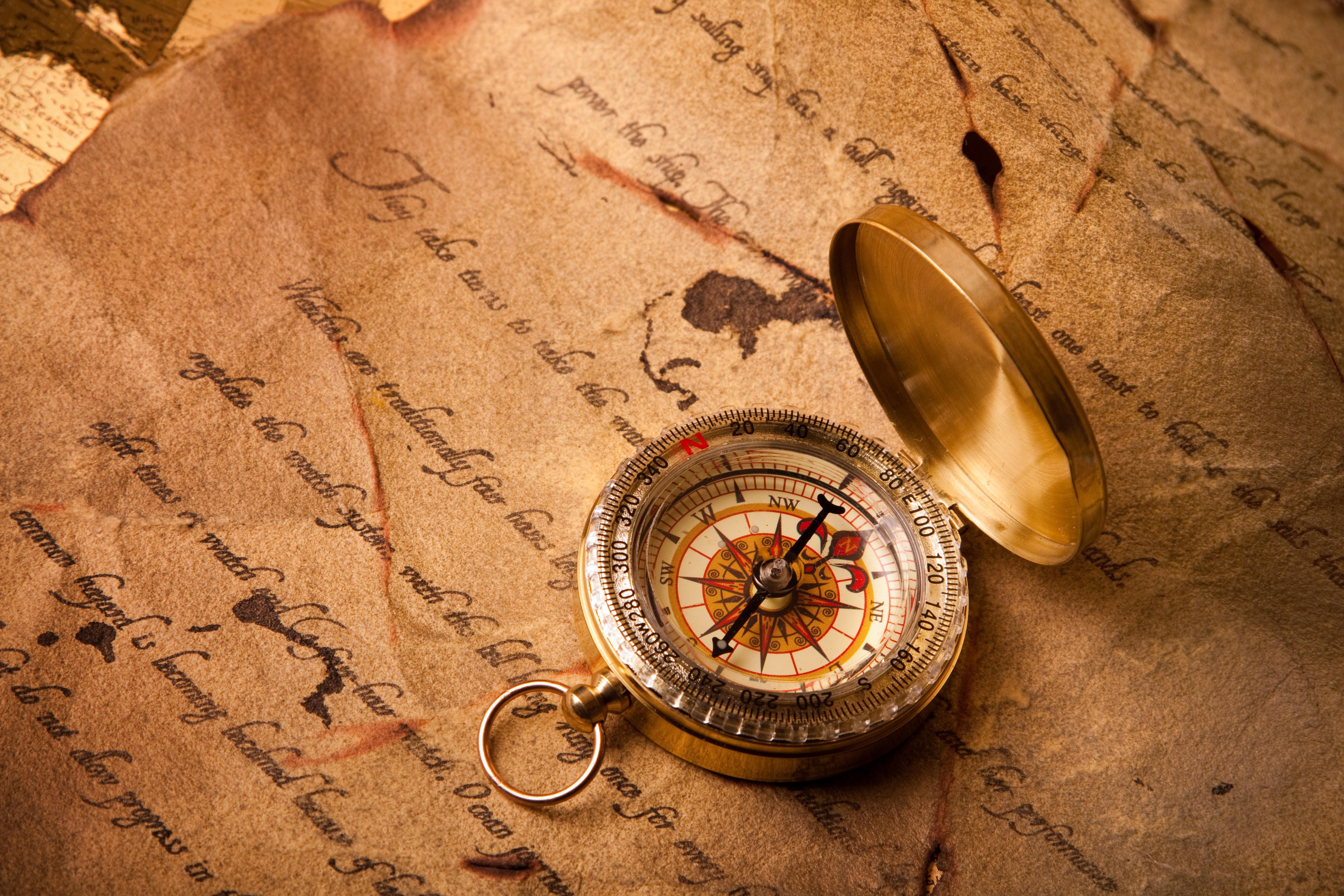 Компас: история его открытия, где и кто изобрел компас