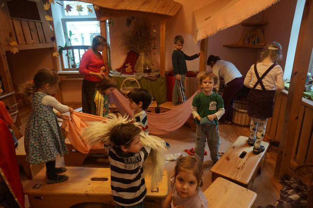 Вальдорфская методика обучения как альтернатива традиционному образованию