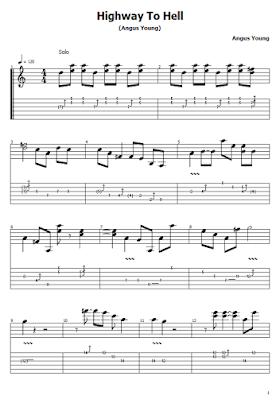 Табулатура для гитары: для чего нужна и как пользоваться