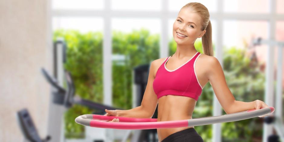 Обруч для похудения: эффективность, польза, помогает ли убрать живот и бока   lisa.ru