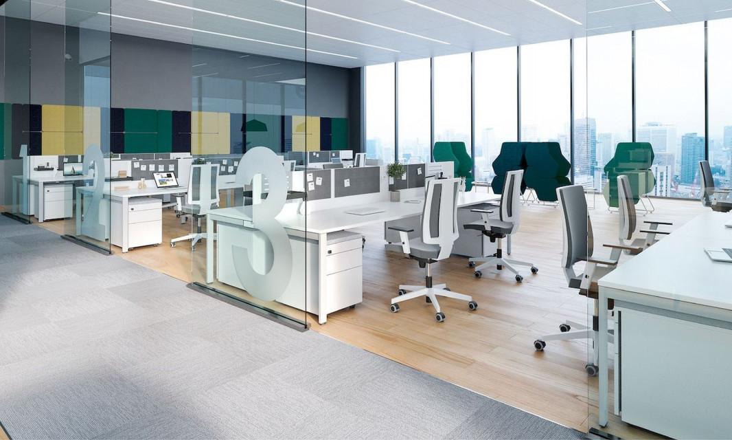 Что такое офис open space