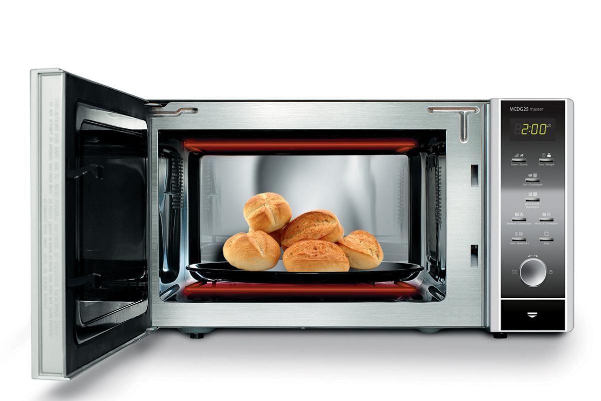 Микроволновая печь с грилем и конвекцией: что это такое и как пользоваться