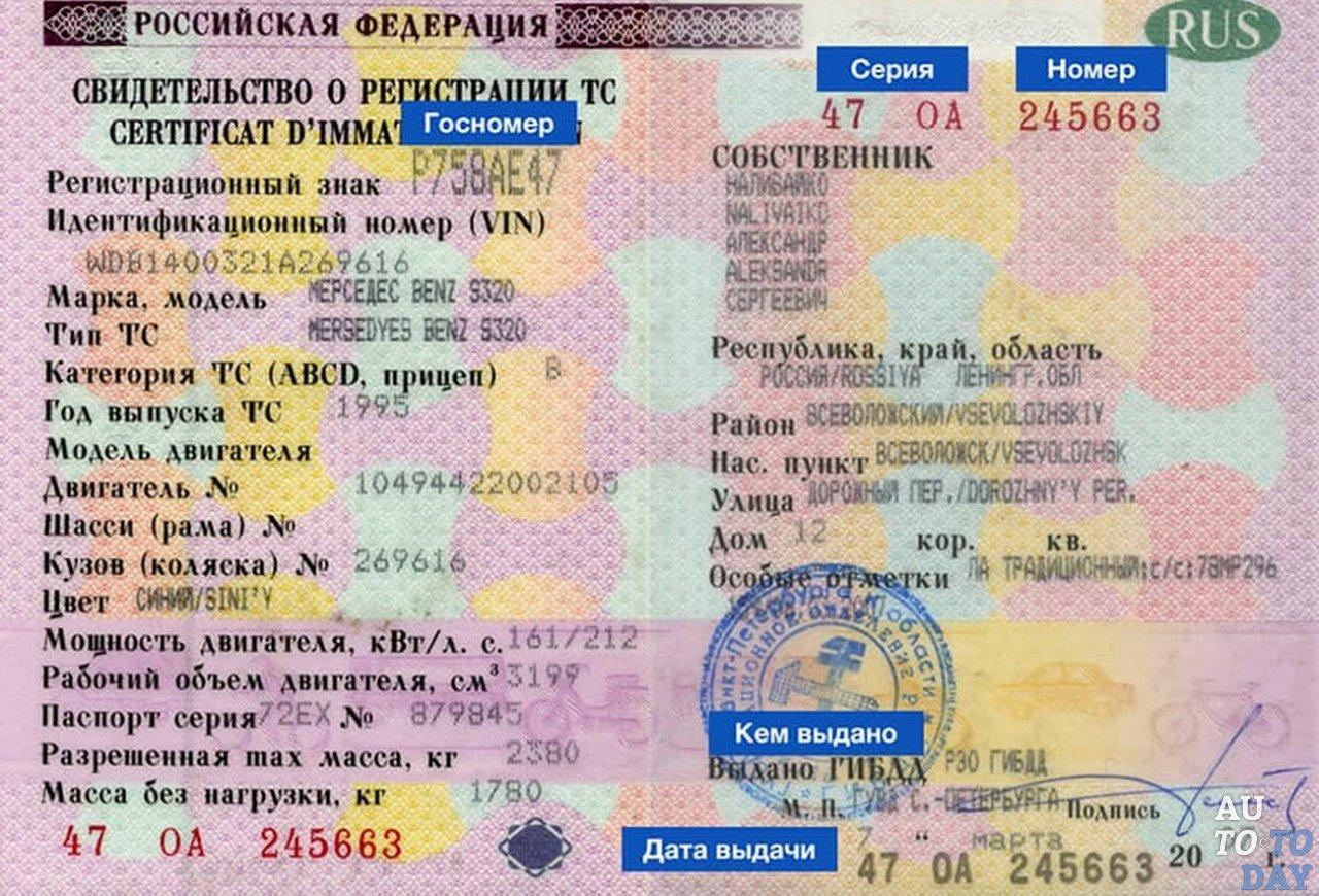 Что такое стс автомобиля. что такое паспорт автомобиля и стс, это одно и тоже? как отличить птс от стс - все для пенсионеров