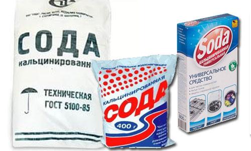 Кальцинированная сода: формула, производство, свойства и применение.