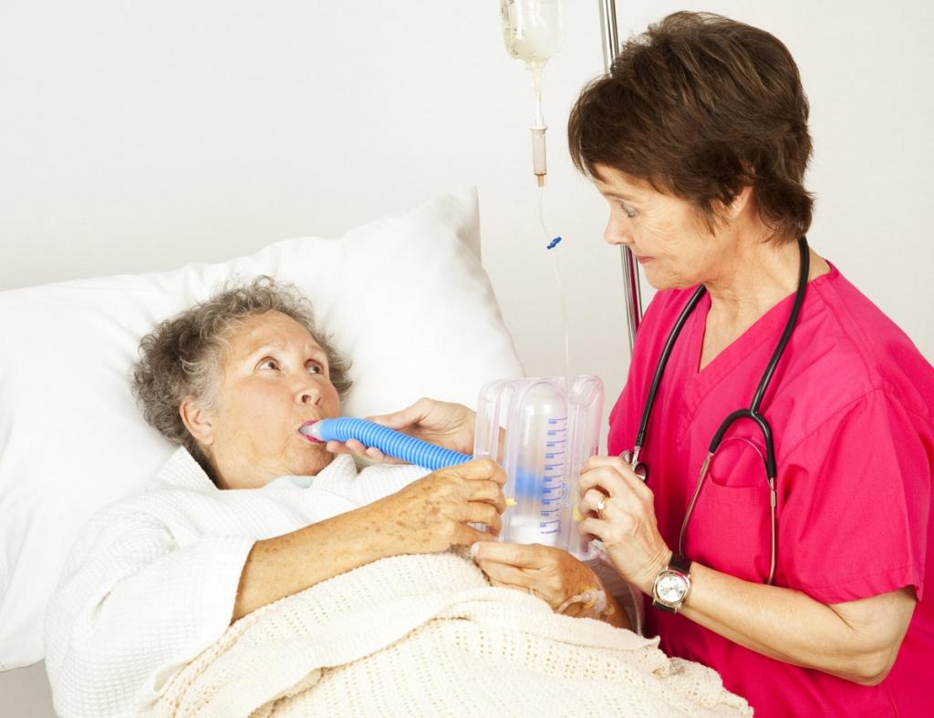 Как лечить пневмосклероз легких - народные средства