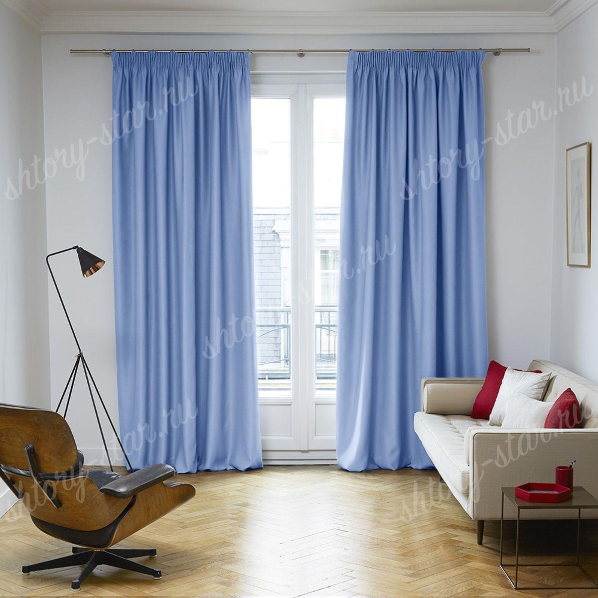 Характеристики шторной и портьерной ткани блэкаут