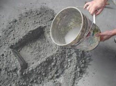 Тощий бетон и его применение в строительстве