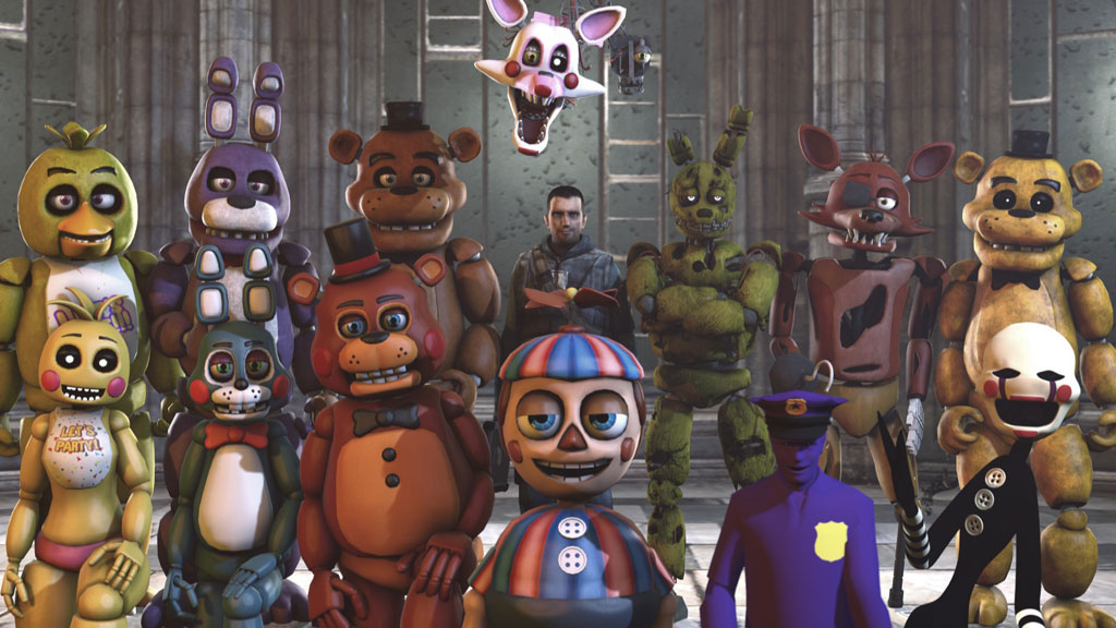 Five nights at freddy's 3   энциклопедия five nights at freddy's   fandom