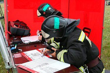 Обязанности руководителя тушения пожара