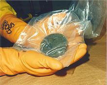 Оружейный плутоний: применение, производство, утилизация