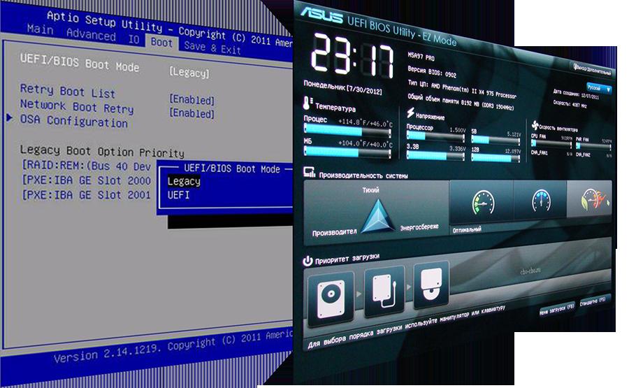 Настройка uefi dual boot системы, приправленной refind / habr