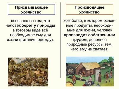 Присваивающее хозяйство — википедия. что такое присваивающее хозяйство