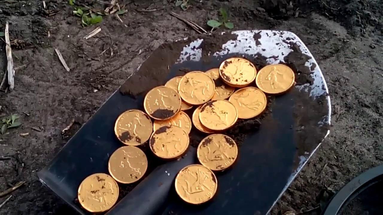 10 древних кладов, найденных при помощи металлоискателя.