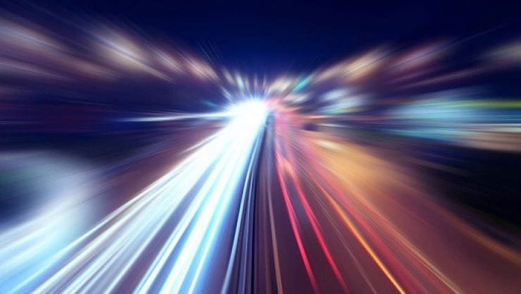 Скорость света – кратко, фото и видео  - «как и почему»