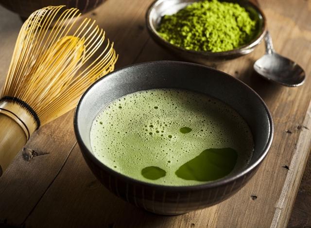 Чай матча латте: состав, рецепт приготовления, калорийность, польза