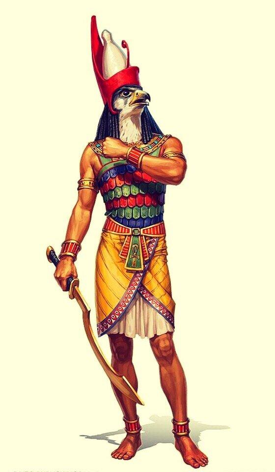 Сет – самый противоречивый персонаж древнеегипетской мифологии
